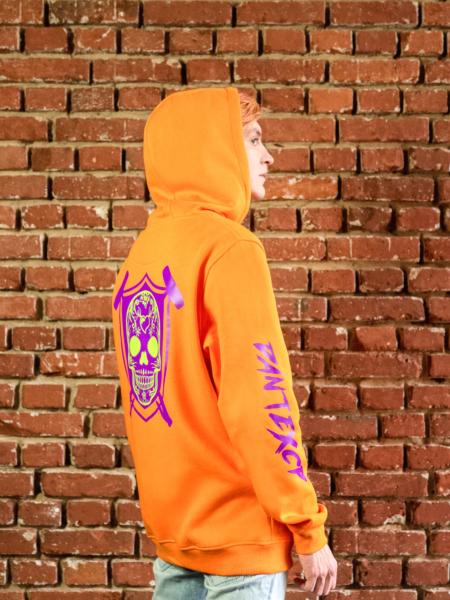 Unisex Pullover von DanteXCP orange